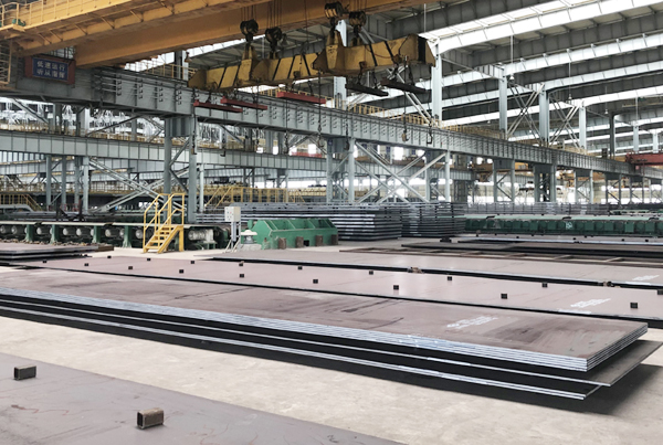 ASME SA36 carbon steel plate exported to Peru in 2015