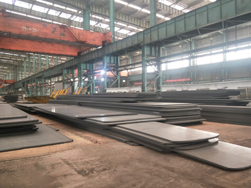 ASME SA633 Grade C steel plate supplier