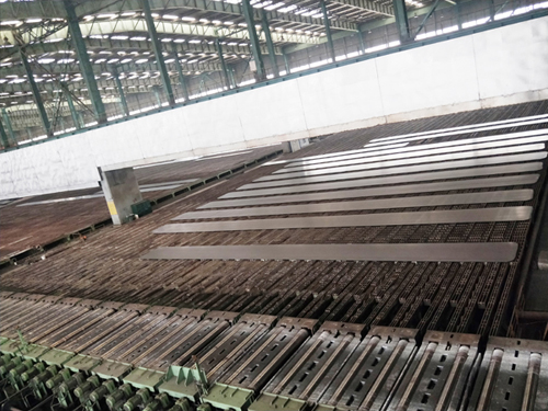 ASME SA633 Grade A low alloy steel plate