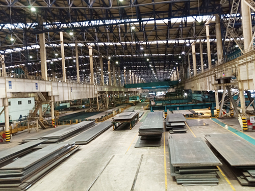 ASME SA588 Grade K low alloy steel plate supplier