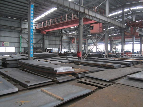 sa572 grade 42 low alloy steel plate applications