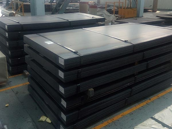 SA36, SA283GrC, SS400 mild steel plate The company strictly controls product quality