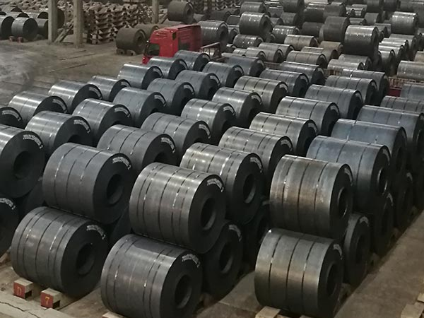 High strength ASTM A283 D asme carbon steel properties low alloy