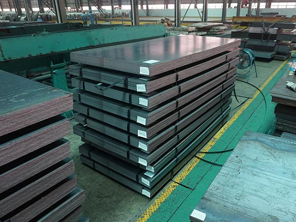 Top ten S355J0, S355N, SA572 structural alloy steel hot rolled plates mills in Malaysia