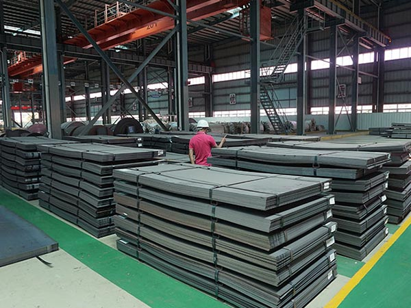 Q345B, S355J0, S355N structural alloy steel top manufacturer in South Korea