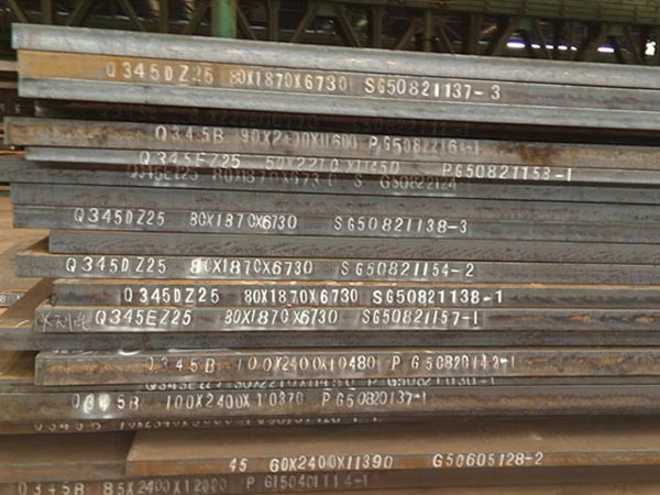 API5L Grade B pipeline steel chemical & mechanical composition