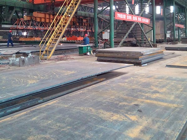 Top quality and factory price SA514 Grade S structural alloy steel