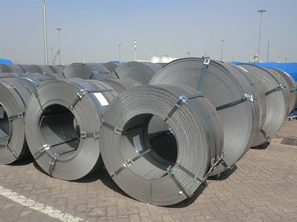 What is a572-50w alloy properties