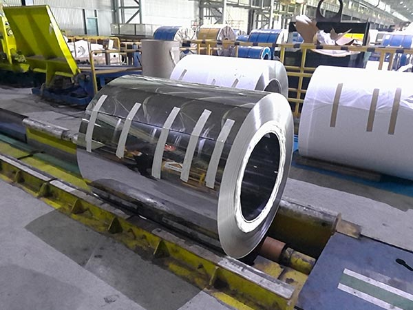 SA283 Gr.C steel Australian equivalent production line in company