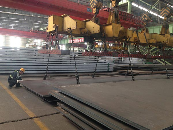 sa283 and 1008 steel Romania Supplier