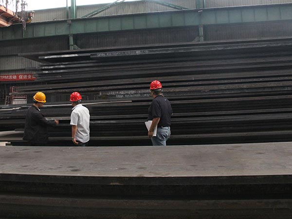 ASTM SA588 Grade A structural steel standard sizes