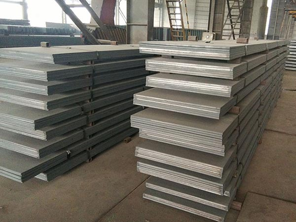 Welding ASTM A 283 C, A 570 Gr. 33 carbon steel steel yield strength