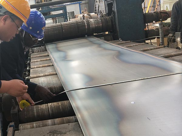 How about the welding performance of sa283 grade d a36 asme mild steel heavy plate