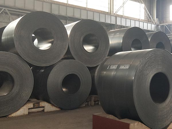 S355JR and A283 Grade C steel erw steel pipe pile supplier